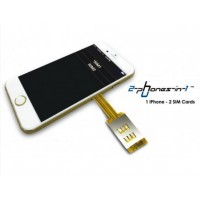 Dual SIM Adapter iPhone 7