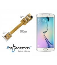 NC2 S6 E Dual Sim Adapter Samsung Galaxy S6 Edge