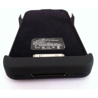 Battery Case Powercase Akkupack I-P4 for iPhone 4 and 4s