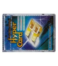 Digitaler universeller Dual Sim Adapter (Hypercard II)
