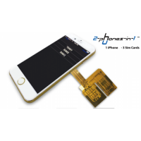 iPhone 7 Dual Sim Triple Sim Adapter I-7..